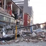 Nový Zéland - Christchurch zemětřesení