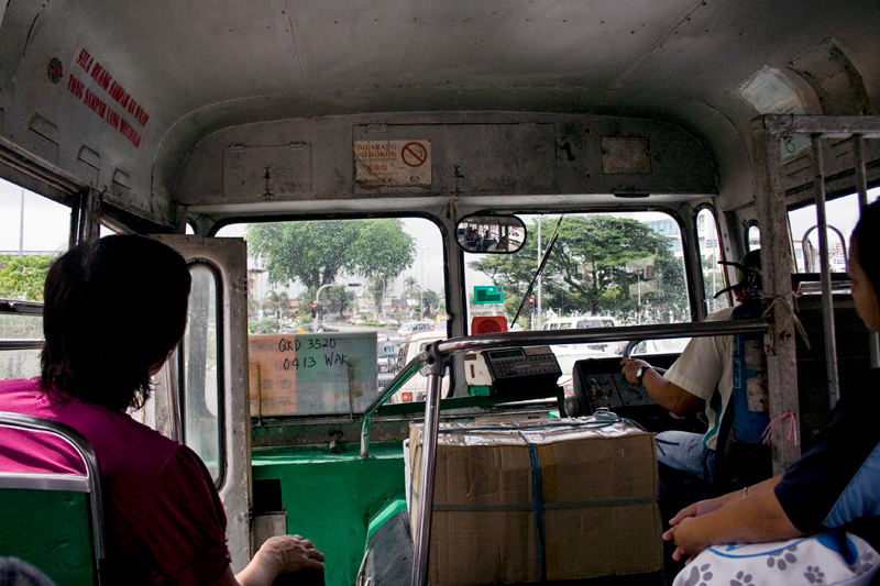 městská hromadná doprava Kuching